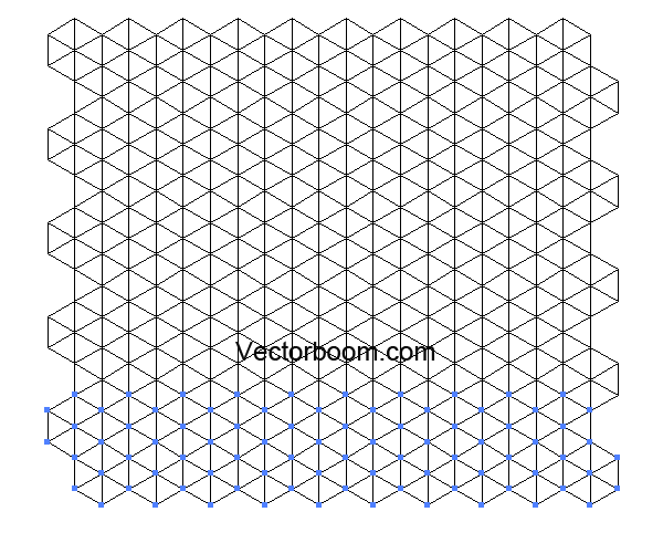 how to make grid pattern in illustrator